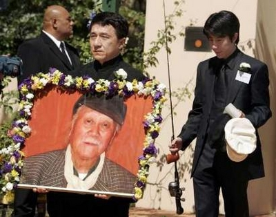 jackie chan father funeral - photo #5