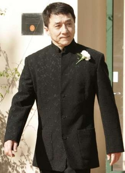 jackie chan father funeral - photo #25